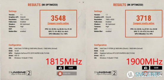 超一超,显卡变大雕,技嘉RTX 2070 SUPER拆解与超频测试