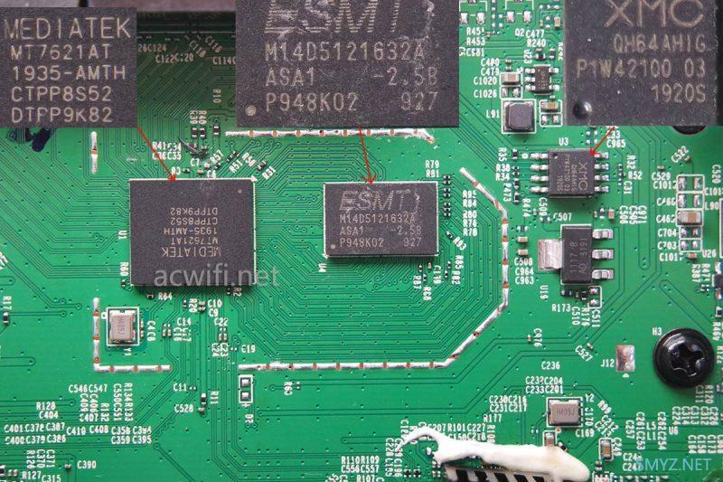 水星D268G拆机,最便宜的AC2600M无线路由器