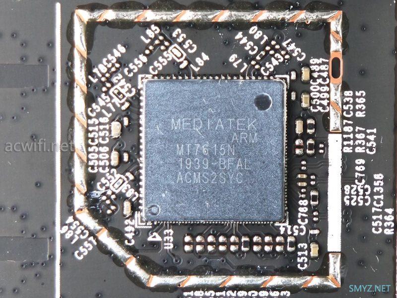Redmi AC2100红米路由器拆机,5G打了鸡血