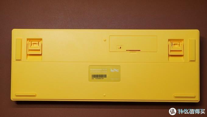 【使用感受】IKBC W200无线机械键盘,办公码字轻度游戏,够了 。