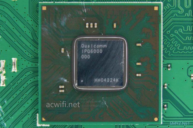 兆能ZN-M2拆机,又一款IPQ6000低价路由器