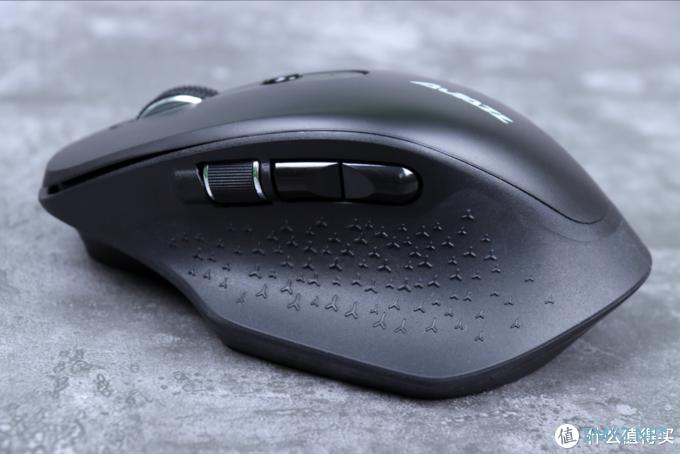 当鼠标遇上侧滑轮,黑爵i660T瞬间提高办公效率