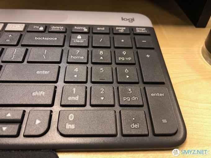 罗技MX ANYWHERE 2S搭配K580的办公组合