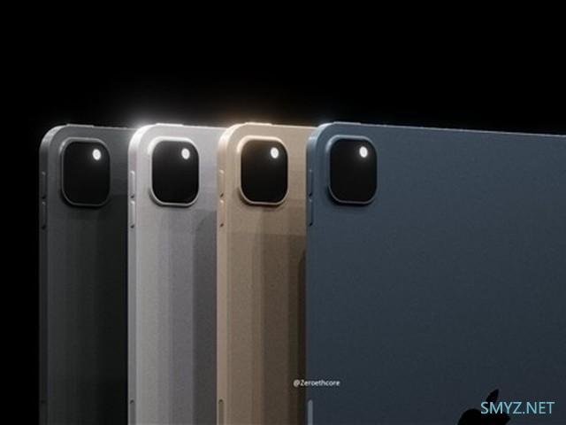 2021新iPad曝光:将首发A14X芯片