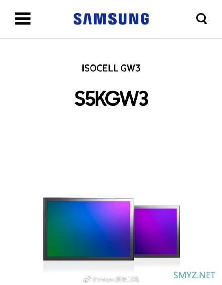 三星GW3 6400万像素CMOS相机性能怎么样