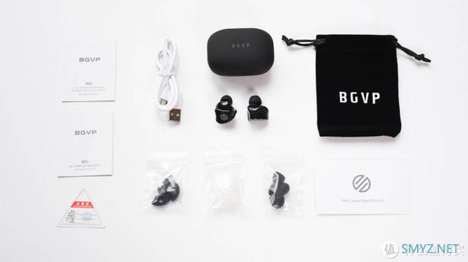 双动铁加持,有线无线随心换:BGVP Q2S 真无线耳机体验