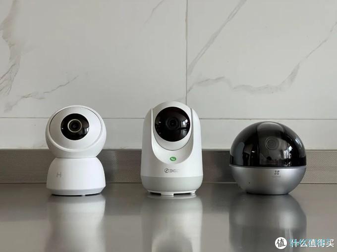不止是摄像,来看看三款智能摄像头有何不同!