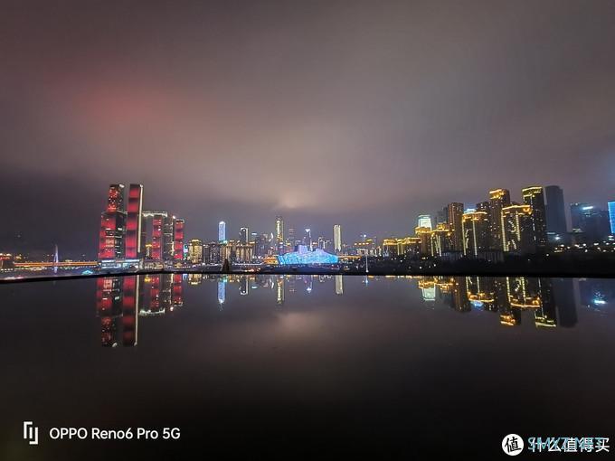 打卡重庆网红的天空之镜,OPPO Reno6 Pro是怎样拍摄出高级感?