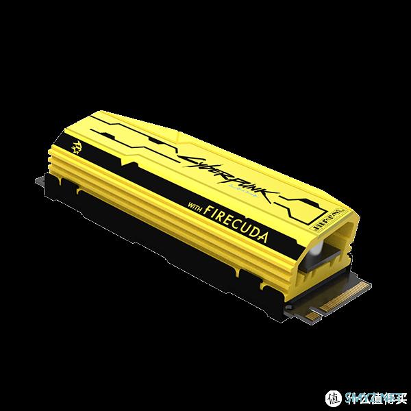 希捷发布FireCuda 520《赛博朋克2077》联名款限量款SSD