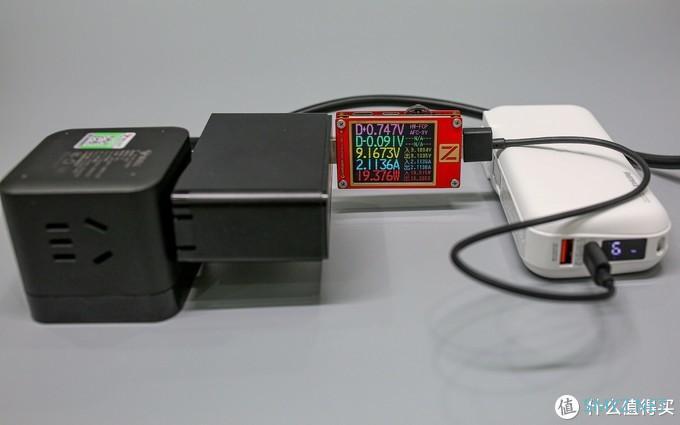 既是充电宝又是充电器,全能挑战:REMAX睿量荣耀QC+PD多兼容30W移动电源评测