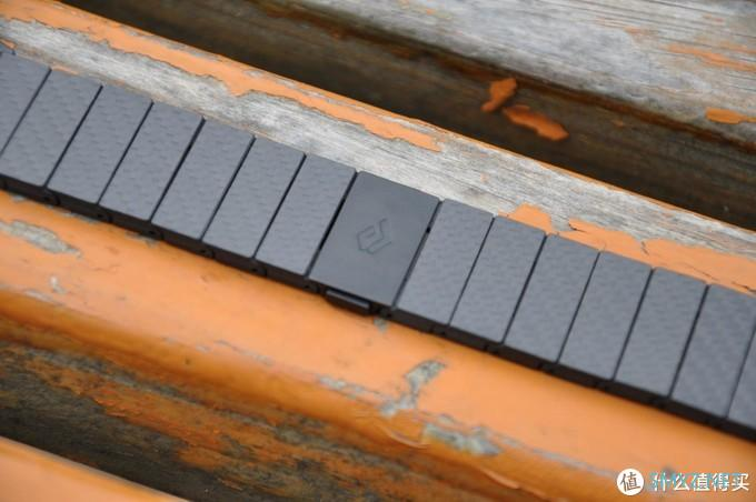 小奈报告 篇一百四十三:谁能抵挡碳纤维Apple Watch的诱惑呢?PITAKA表带+表壳
