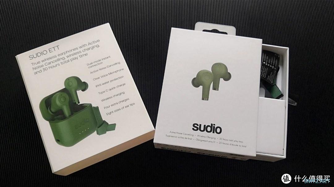 30小时聆听北欧之声,SUDIO ETT 主动降噪蓝牙耳机体验
