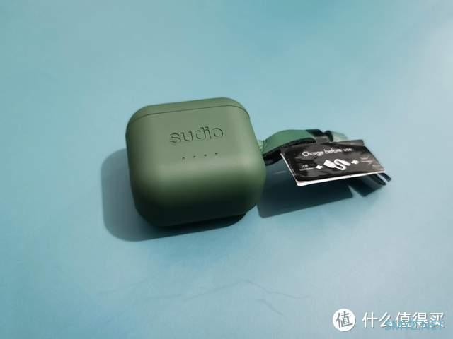 浸享北欧之声,SUDIO ETT真无线主动降噪式蓝牙耳机