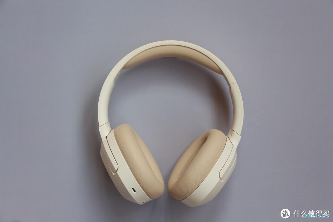 佩戴最舒适的头戴式蓝牙耳机找到了:漫步者W820NB