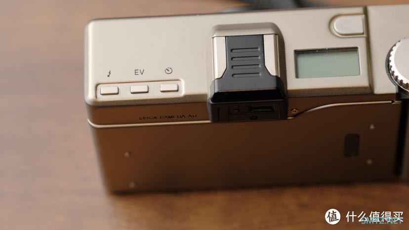 徕卡minilux zoom 胶片相机使用体验
